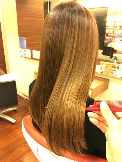 【本気で髪質改善✨】髪質改善トリートメント➕ホームケア1ヶ月分✨
