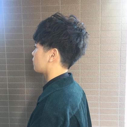 【メンズ】骨格似合わせカット(眉カット+500円)