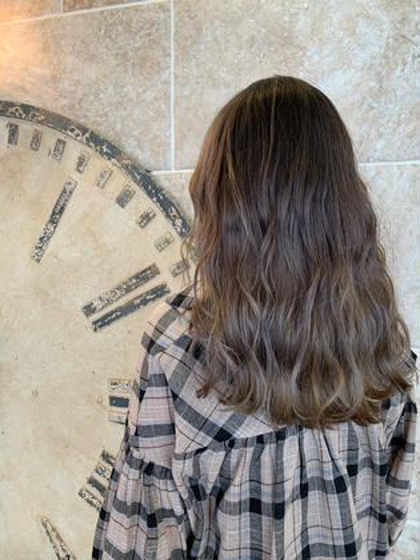 ✨艶髪コラーゲンカラー&ヘッドスパトリートメントコース✨