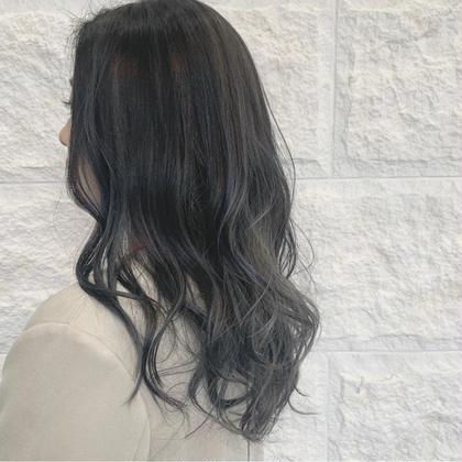 【👑美髪&艶髪👑】イルミナカラー+2stepナノスチームトリートメント