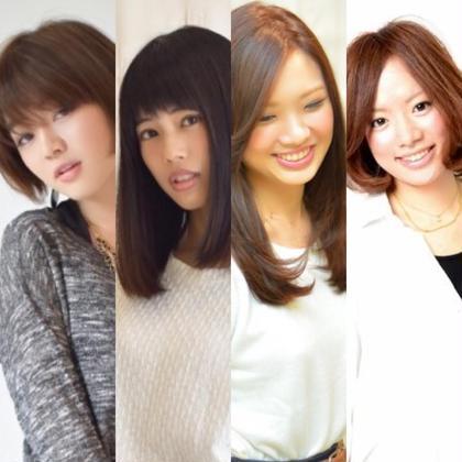 色んな大人女性☆ カッコいいから可愛いまで(^^)☆ verite ベリテ所属・大人女性のための美容室ベリテのスタイル