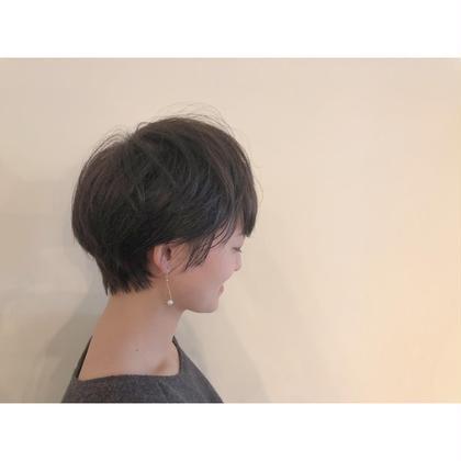 メンテナンス☆似合わせカット&リタッチ&ナノスチーム&トリートメント