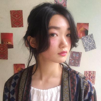 DECO所属・彦坂明子のスタイル