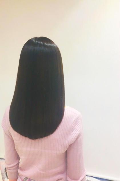 【艶が欲しい方🌈】🌸プレミアム縮毛矯正+シルクトリートメント