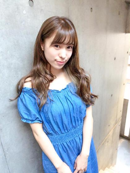 セミロング AKB48 小嶋菜月様 ハイライト、イルミナカラー