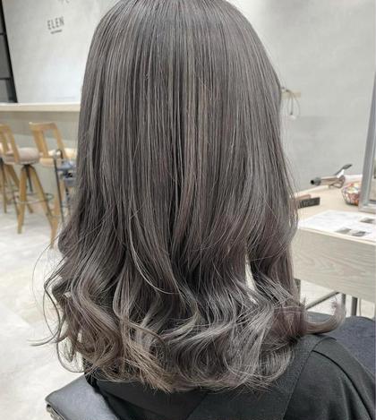 【金土日限定破格】🍒透明感カラー+SNS話題の⁉️髪質改善トリートメント🍒【人気急上昇】