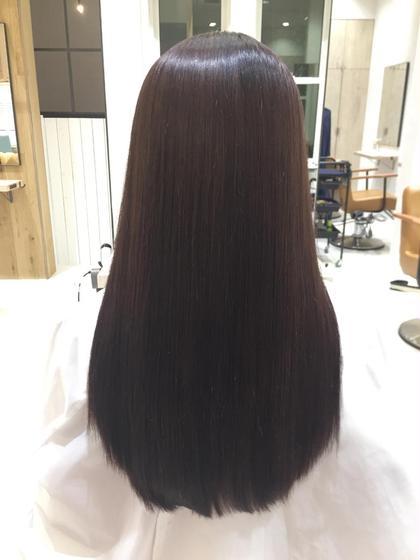 《営業時間外限定》オトナ透明感カラー🎨 & 【ノーベル賞受賞成分配合】5step高級トリートメントで潤モチ美髪✨