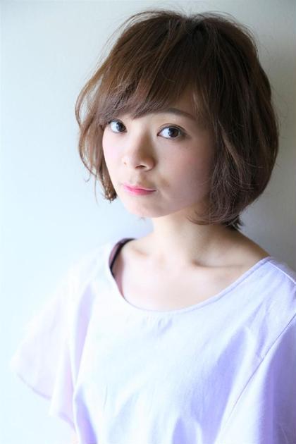 ゆるふわワンカールスタイル★ hair&spa an contour所属・ミツケマミコのスタイル