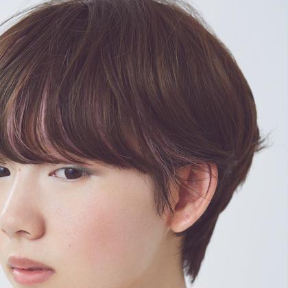 🌈前髪カット