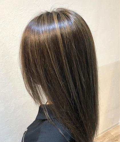 【ご新規様】似合わせカット+大人気✨oggiotto✨髪質改善水分補給トリートメント(6step)SB込