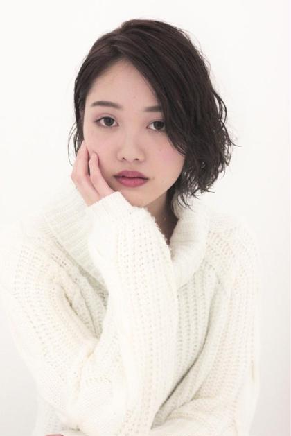 【ダメージレス】カット&キュアパーマ & トリートメント