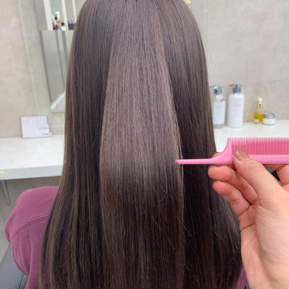 👑超大特価👑✨メディアで話題沸騰中🌟髪質改善酸熱トリートメント+炭酸泉Spa✨