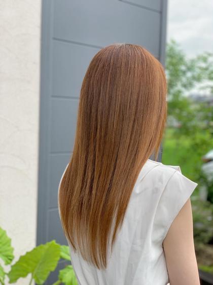 ✨つやつやさらさらオリジナル髪質改善✨