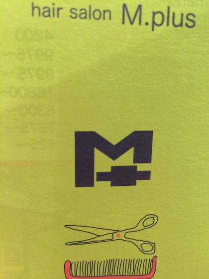 Hair Salon M.plus所属・MAENOSHINICHIROのスタイル