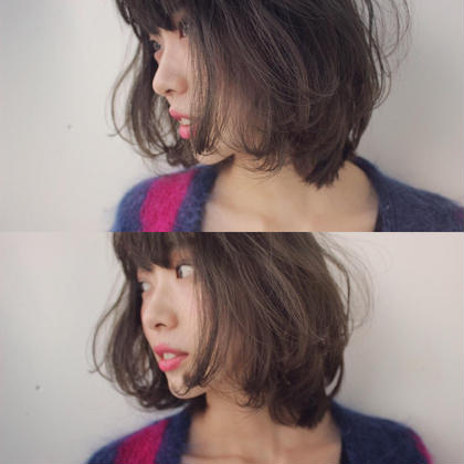パーマボブスタイル CLAPS上永谷店所属・平戸シオリのスタイル