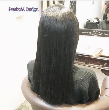 トーンダウン専用オーガニックヘアカラー(黒髪戻し、プチトリートメント付き)