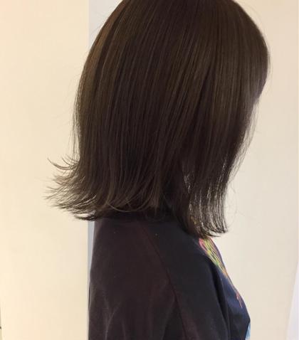 cut+ color. びっくりするようなヘアをデザインしてます. kirana sari所属・松本功平のスタイル