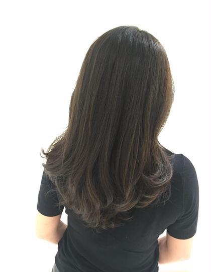 お得なスペシャル艶髪コース(ロングヘア)