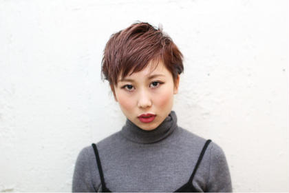 ベリーショート ROI with monica所属・コマツジュンヤのスタイル