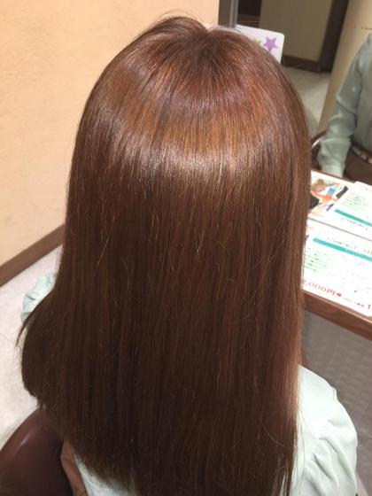カラー  うるツヤカラー PALETTE(パレット)所属・武田志桜里のスタイル