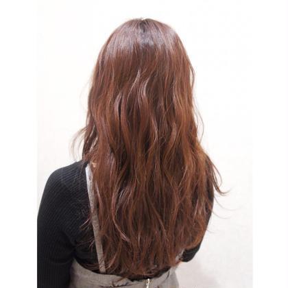 《営業時間外限定》オトナ透明感〈全頭〉カラー🎨 & 潤サラ4stepトリートメントで輝き美髪✨