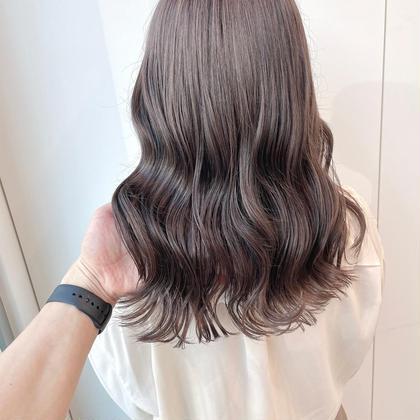 💜カットカラートリートメント💜フルコース💜炭酸スパ+コテ巻き💜満足のいく髪に全力でやらせて頂きます💜