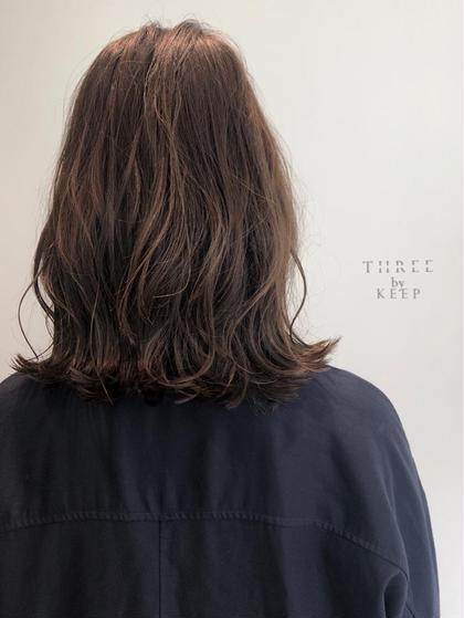 髪質改善カラートリートメント(カット込)