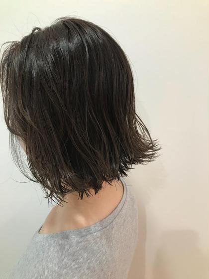 【2回目〜3回目限定手触り抜群】再現性カット&美髪トリートメント