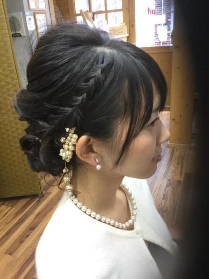 お出かけ簡単ヘアアレンジ♪(´ε` ) hair make little parks所属・後藤健史のスタイル