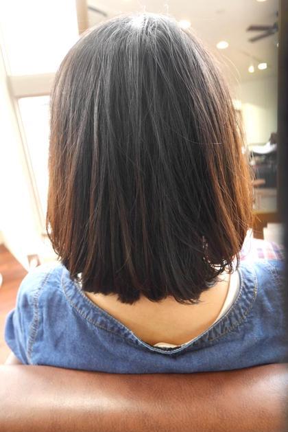 髪質改善ヘアエステrido所属の高津譲二のヘアカタログ