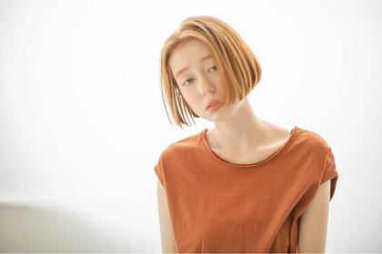 【👩女性限定3メニュークーポン👩】カット(長さ毛先2cmまで、毛量調整可)&艶カラー(全体)&外部補修トリートメント