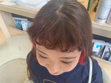 🍋前髪カット🍋