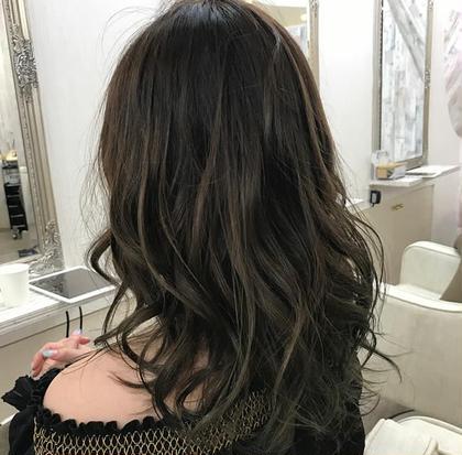 その他 カラー セミロング ✨モテ髪ヘア✨