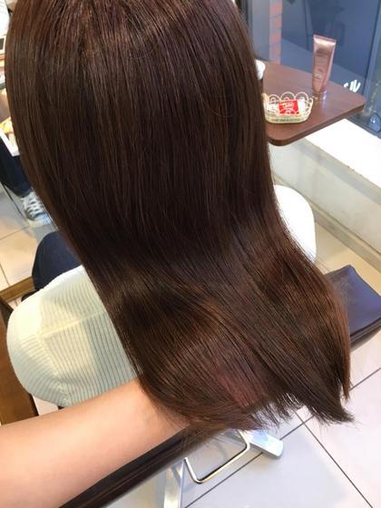 FORTE  表参道店所属・田中結唯のスタイル