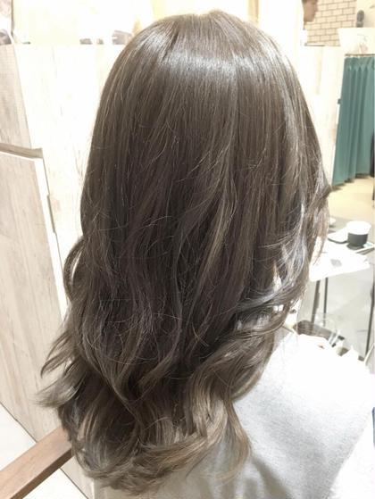 hair&make NOISM-elua-所属・山本ゆりあのスタイル
