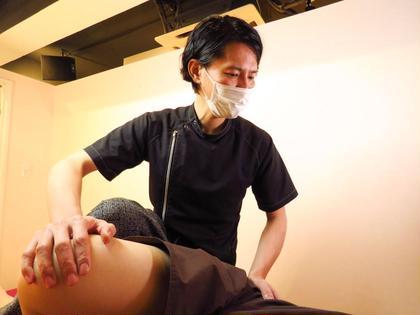 ★足のむくみ・腰の痛み等、足腰中心のマッサージ★プラスワンポイントの鍼灸施術!