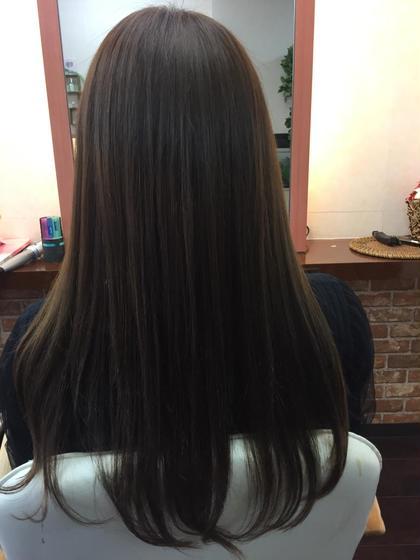 美髪縮毛矯正 エンパニ  ®️  本当の美髪革命 髪質結合強化保湿水使用すること 毛髪内部の環境を整えるストレートです。