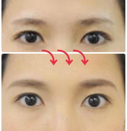 【新規再来✨骨格に合わせて眉を整える】眉ワックス脱毛➕眉メイク➕レクチャー✨