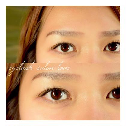 CC curl  0.15 × 8.9.10.11mm eyelash salonlove所属・アイラッシュサロンラブのフォト