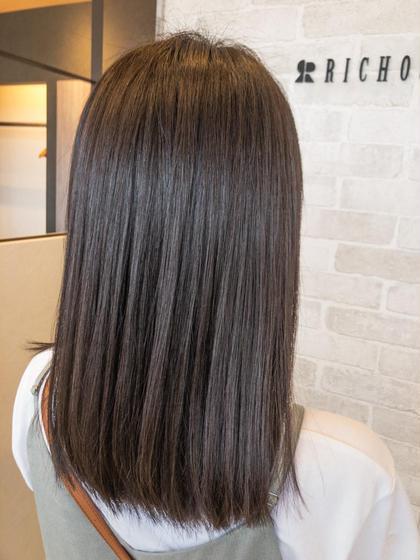 【✨一月限定✨】話題の酸熱髪質改善トリートメント