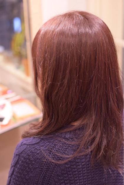 イルミナカラー トワイライト×コーラル  C所属・chabo☆のスタイル