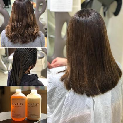 その他 カラー セミロング トータル30分で髪が生まれ変わります!ウネリ、ハネまで治るケースもあります。 それほど中に中に栄養が入り、髪をパンパンにしてくれます。