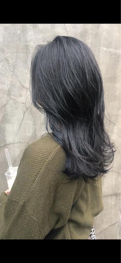 🍇セットを簡単に🍇カット + カラー(髪質改善サイエンスアクア入り)+ パーマ +2stepトリートメント