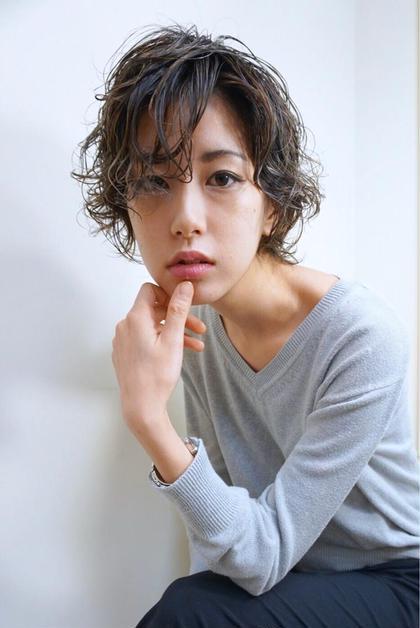 ミニモ春きゅん✂︎贅沢フルコース【骨格矯正カット&カラー&ウェーブ】