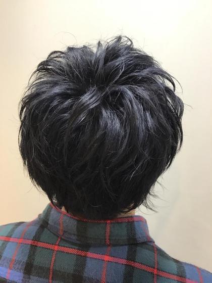 60%OFF🉐黒染めor白髪染め+トリートメント✨