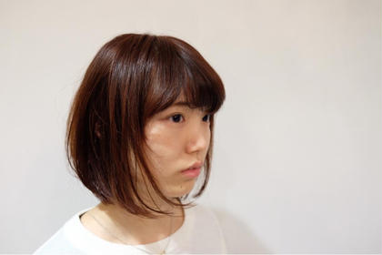 カラー後に撮影もさせていただきました broche所属・佐藤洋平のスタイル