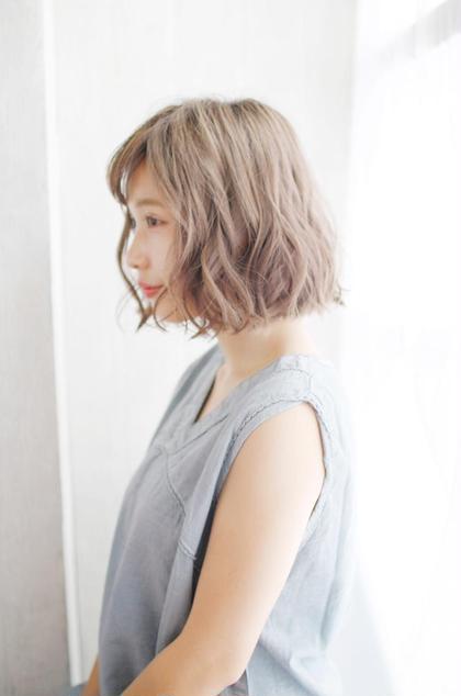 Lauburubat.hair渋谷2号店所属・アサオカカズキのスタイル
