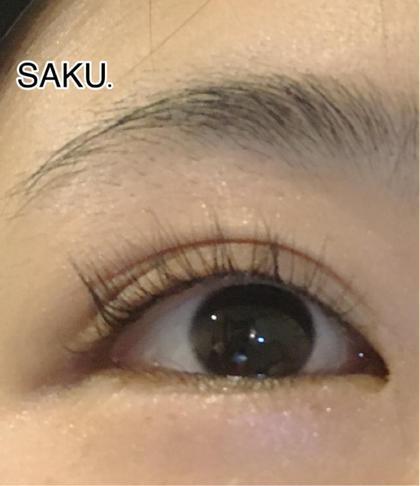 まつ毛パーマで印象的な目元を…♡ これで毎日ビューラー要らず٩(ˊᗜˋ*)و   まつえくRoom SAKU.所属・前田洋子のフォト