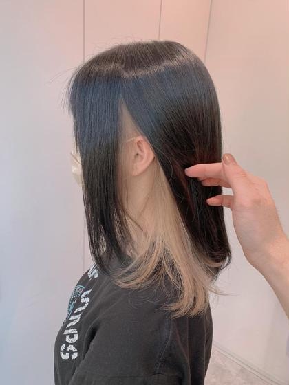 💖秋だけの特別価格💖🌈傷んだ髪を復活させる🌈カット+プレミアム酸熱トリートメント+炭酸SP🌈
