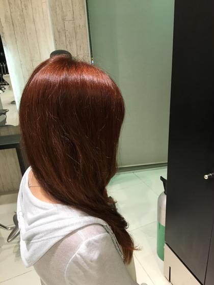 ピンクブラウン EARTH浦安店所属・平井健太のスタイル